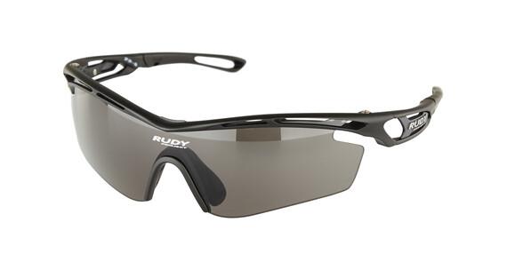 Rudy Project Tralyx SX Glasses Matte Black/Smoke Black